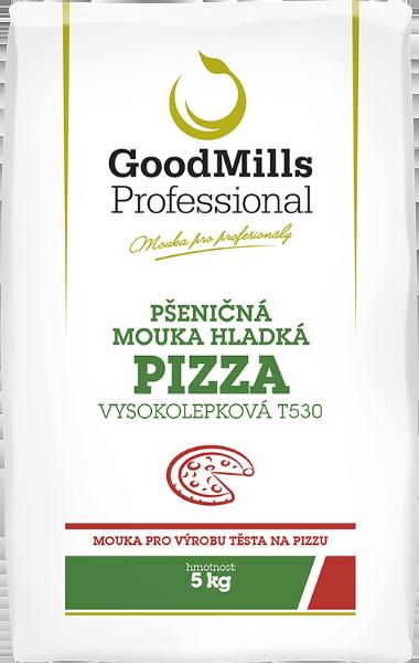 Pšeničná mouka pizza T530 - GoodMills Professional